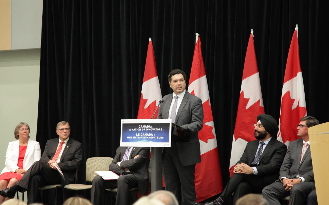 FedDev Ontario Invests in Healthcare Innovation