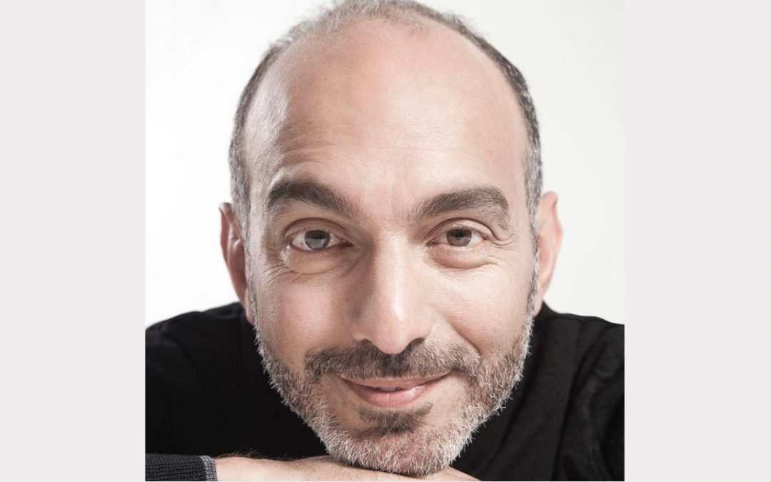 eHealth Innovation founder, Dr Alex Jadad, talks life in new palliative care article.