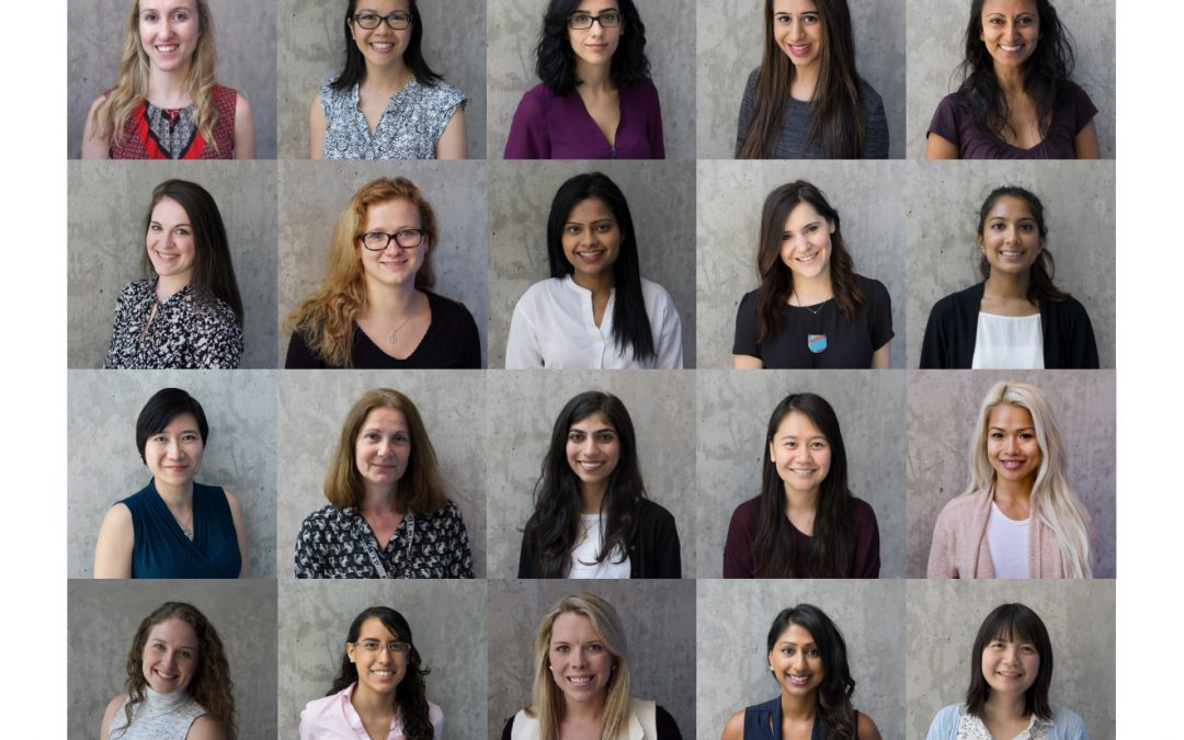 International Women's Day 2018: The women behind the reason for what we do.